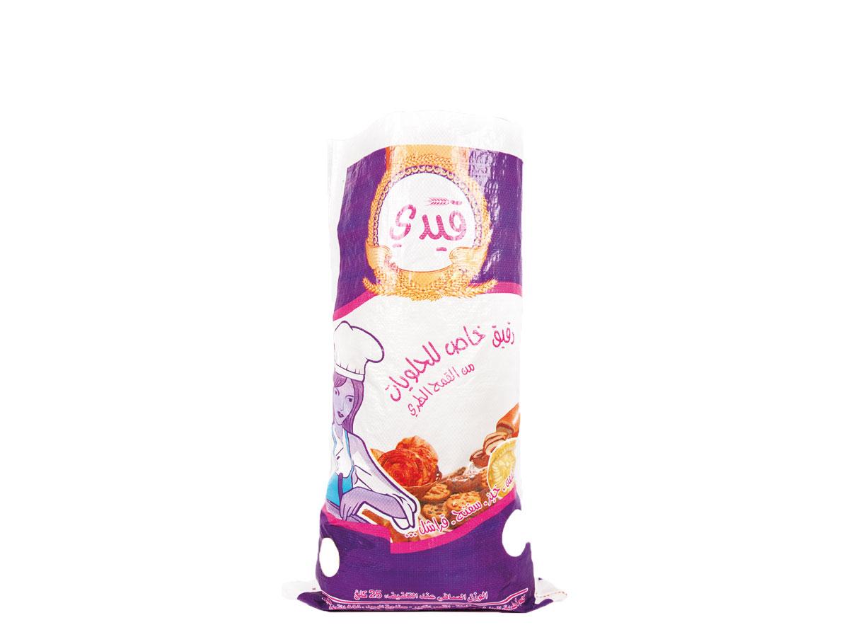 sac farine